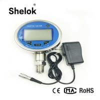 Quality Battery Powered Oil, Water Pressure Gauge Digital for sale