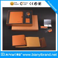 Wholesale 2015 fafshion office stationery gift set from china suppliers