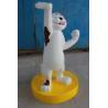 Buy cheap Outdoor Garden deco cartoon statue cat statue in garden/ plaza/ shopping mall from wholesalers