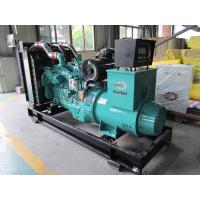 Wholesale 100% Copper Wire Open Diesel Generator Set Standby Power 200KW / 250KVA from china suppliers