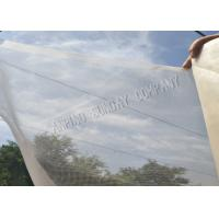 Plant Proofing Anti Insect Netting , 14-50 Mesh Soft Wind Protection Netting