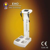 Wholesale GS6.5B medial body composition analysis machine/body fat analysis machine from china suppliers