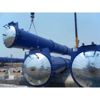 China Industrial Insulated AAC Pressure Vessel Autoclave,Automatic Door Operator on sale