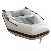 Wholesale CE approved pvc or hypalon motor boat with aluminum floor from china suppliers