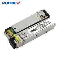 Wholesale 60km 1490nm 1550nm 1.25G SFP Transceiver Sfp Module Lc Connector from china suppliers