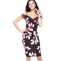 20DE730 In Stock Amazon Western Fashion Lady Adult Sexy Mature Women Dresses