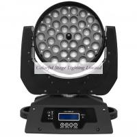 Wholesale 36x10W RGBW Quad color Stage Lighting Moving Heads from china suppliers