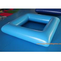 Buy cheap Mini Blue Inflatable Kiddie Pool / Water Swimming Pool Toys For Kids from wholesalers