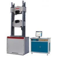 Quality High Pressure Hydraulic Tensile Testing Machine With 2000 KN Capacity for sale