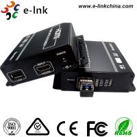 Wholesale 1080P HDMI KVM Ethernet Over Fiber Extender Real Time Transmission 2 Years Warranty from china suppliers