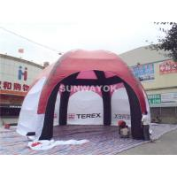 Wholesale 210D Nylon Dome Inflatable Tent With 6 Spider Legs For Advertising / Promotional Events from china suppliers