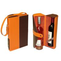 Wholesale Gift Packaging Wine Wooden Storage Boxes with Embossing, Hot Stamping, UV Finiishing from china suppliers