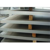 Buy cheap Hot Rolled Building Decoration Aluminum Sheet Thickness 0.30mm - 250mm Lower Density from Wholesalers