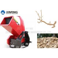 Wholesale Wood Chipper Single Shaft Wood Shredder Machine 4 Stroke Electric Start Engine from china suppliers