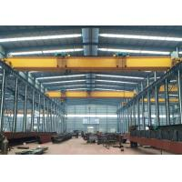 Wholesale A3 F Insulation 10 Ton Single Girder Overhead Bridge Crane from china suppliers