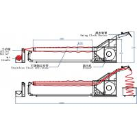 Wholesale Tubular Fabric Reversing Machine Equipped Powerful Blower And Working Time Saving from china suppliers