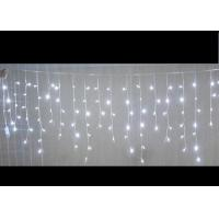 Wholesale Waterproof LED Curtain Fairy Lights 5m 240LEDs 40-60 Branch Length For Indoor from china suppliers