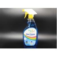 China Household Liquid All Purpose Glass Cleaner Spray 500ml , Eco-Friendly on sale