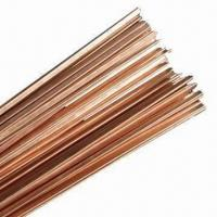 Buy cheap Copper-phos Brazing Wire with Perfect Perfomance Feature from wholesalers