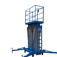 Buy cheap Mobile Scissor Steel Warehouse Aerial Working Platforms from wholesalers