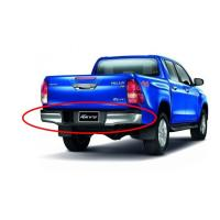 Buy cheap Rear Steel Car Bumper Protector For Toyota Hilux Revo 2015 2016 Tail Feet Treadle from Wholesalers