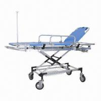 Wholesale Stretcher Trolley, Made of Aluminum Alloy from china suppliers