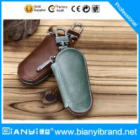 Wholesale Key chains, leather keychain bag, leather keychain from china suppliers