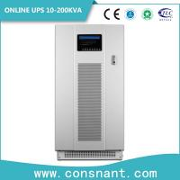 Wholesale 100KVA 80 KW Low Frequency Online UPS High Intelligence Energy Saving For Data Centers from china suppliers