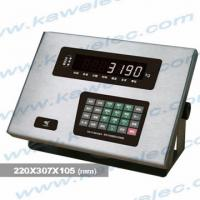 China Israel buy digital weighing indicator XK3190-DS3, DHM9BD10-C3-40t-12B3 ZEMIC load cell on sale