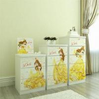 Wholesale E0 Grade Kids'/Children's Furniture, 3/4/5 Drawer Chest, Household Storage with Cartoon Designs from china suppliers