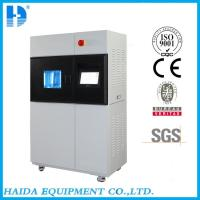 Buy cheap Electronic Xenon Lamp Air Cooled Textile Testing Equipment With 10.4