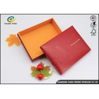 Wholesale Handmade Custom Cardboard Boxes With Lids Golden Covering For Chocolate from china suppliers