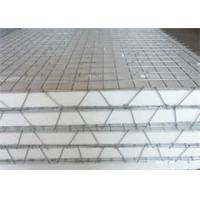 Quality High Tensile Strength 3D Welded Galvanized Wire Mesh Panels For Construction for sale
