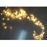 Wholesale Indoor / Ourdoor LED Curtain Lights , 3 * 1M Curtain Lights For Weddings from china suppliers