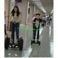 Wholesale Electric Scooter self balanced vehicle Segway electric vehicle off road go kart from china suppliers