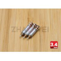 China 3V DC 4mm Low Noise Mini Planetary Stepper Gear Motor With Gearboxes on sale