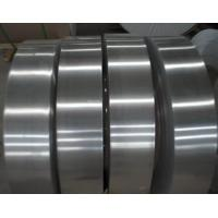 China Mill Finish Anodized Thin Aluminum Strips Non Ferrous Alloy 1050 / 1060 / 1070 on sale