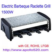 Wholesale Table Top Raclette Grill 1500W from china suppliers