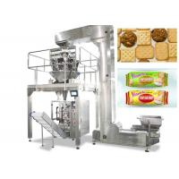 Wholesale Vertical Food Packing Machine For Biscuit / Chips Full Automatic Control from china suppliers