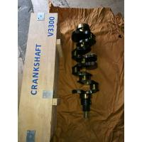 Wholesale new parts OEM  kubota  1C05023010 crankshaft  assy  for V3300 engine from china suppliers