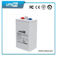Buy cheap White Color OPzV Battery 2V 3000Ah more than 1500 Cycles at DOD 80% from wholesalers