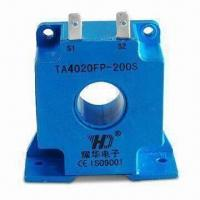 China General-purpose Electrical Current Transformer with 0.1A to 400A Measuring Current on sale