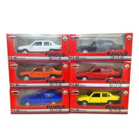 Wholesale TOY CAR 1:30 DIE-CAST PULL BACK POWER WITHOUT MUSIC&LIGHT        2 DOOR OPEN from china suppliers