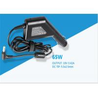 Wholesale Output DC 19V 3.95A 75W High Quality Car Chargers With Plastics Case Material 11-15V DC INPUT from china suppliers