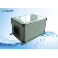 Wholesale 13.9KW Chilled Water Commercial Air Handling Unit Anti Corrosion 4000Cmh from china suppliers