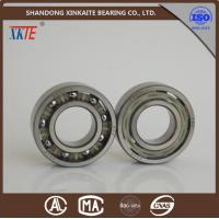 Buy cheap Prompt Factory delivery deep groove ball bearing 6205TN/TN9 C3/C4 conveyor components from Wholesalers