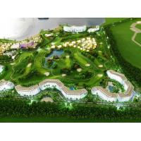 China Exhibition Use Commercial Building Model Large Scale Villa Resort Style on sale