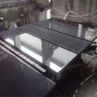 China Granite Dark Grey G654 Granite Counter Top 240cm Length Polished Surface and Edges