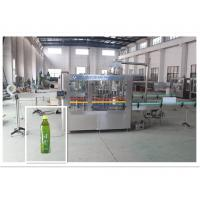 Wholesale Juice Drink / Tea Filling Equipment Industrial Bottle Washing Machine from china suppliers