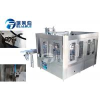 Wholesale PET Bottle Carbonated Drink Filling Machine With PLC Control Touch Screen from china suppliers